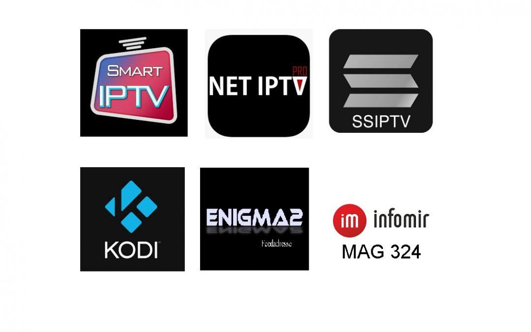 IPTV Einrichten – Smart IPTV – Net IPTV – SS IPTV