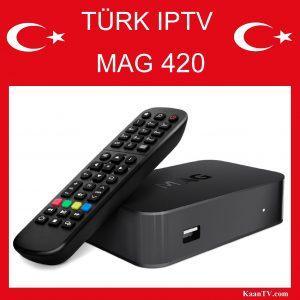 Turk IPTV Box