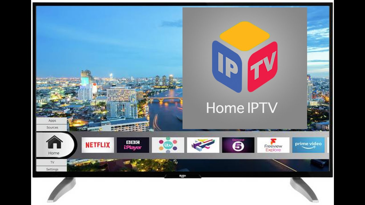 home iptv auf tv