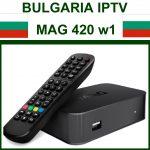 Bulgaria IPTV Box