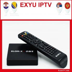 BALKAN IPTV BOX