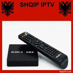 Blom-X one Shqip IPTV